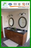 El espejo impermeable del cuarto de baño de plata claro del espejo/adornó el espejo