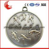 Le medaglie in lega di zinco di prezzi bassi della pressofusione per la promozione