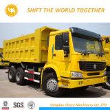 HOWO 6X4 30tonsのダンプトラックのダンプカートラック