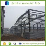 El almacenaje barato al aire libre del marco de acero de Malasia vertió prefabricado
