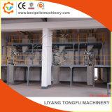 Пакет упаковочные машины оборудование древесных гранул упаковочные машины