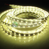 Alta luz de tira flexible brillante de SMD2835 el 120LEDs/M LED IP20