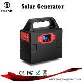 150 Wh/100W Bateria de Lítio Gerador Solar Portátil de armazenamento de energia da fonte de alimentação