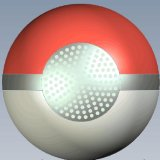 2016 новое прибытие Pokemon идет диктор Bluetooth шарика с функцией карточки FM TF Radio