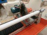 Il doppio automatico della gomma piuma della lamierina circolare ha parteggiato macchina della taglierina di nastro