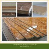 装飾のための新型E0の等級の高い光沢のあるメラミン合板
