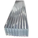 Strato galvanizzato ondulato del tetto del metallo del ferro