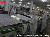 módulo solar del picovoltio de la polisilicona 295W, el panel fotovoltaico solar