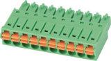 Conetor Pluggable/de encaixe de Wanjie do bloco terminal (WJ15EDGKN-3.5)