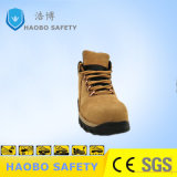 Good Price Casual Climbing PU brine Steel Toe Genuine Leather Waterproof Industrial Work Working Safety Shoes