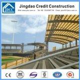 Construction légère préfabriquée de stade de structure métallique