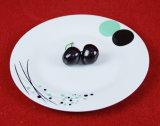 Piatto/articoli per la tavola/padellame di ceramica bianchi