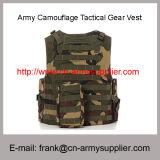 Venda por grosso barato China Bosques militares do exército de camuflagem colete de engrenagem táctico