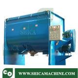 2000kg de horizontale Installatie van de Mixer van het Poeder van het Type Plastic