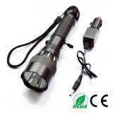 CREE XPE LED 4W 350 lm linterna LED recargable