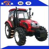 Tracteur 4 roues motrices à grande échelle de haute qualité
