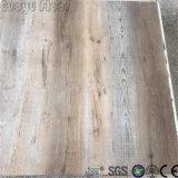 Textura de madera Material Virgen Spc resistente al agua haga clic en pisos de vinilo
