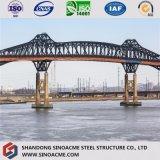 橋または建物のための長い生命セリウムによって証明される重い鉄骨フレーム