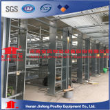 H de Kooi van de Apparatuur van de Batterij van de Laag van het Frame voor het Landbouwbedrijf van de Vogels van de Kip