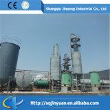 Planta de destilação contínua do petróleo (XY-9)