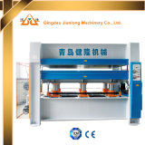 Machine chaude hydraulique de presse pour le contre-plaqué avec du ce