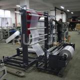 Automatischer PET Reißverschluss-Beutel, der Maschine mit Faltblatt herstellt