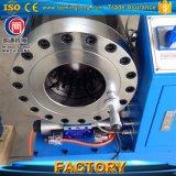 Verkoop 51mm van de fabriek de Hydraulische Rubber Plooiende Machine/Crimper van de Slang