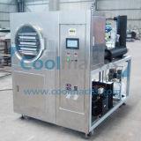 Управляющее Вакуумметрическое Freeze осушителя для производства продуктов питания и лабораторная работа вакуумного Freeze осушителя