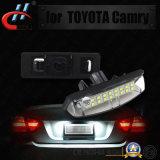 LED Canbus Eror Toyota licencia libre de placa Auto/coche Lexus Camry de luz (Mitsubishi)