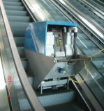 Machine de nettoyage automatique de Escalator Rotomac16b