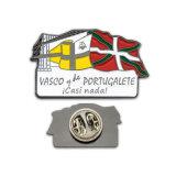 Venda por grosso de Disco em esmalte aluguer de embarcações de metal do emblema Football Hogwarts de Honra
