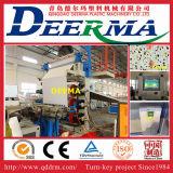 Lopende band van het Blad van pvc van Qingdao de Marmeren Met PLC Controle