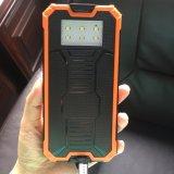 China Venta caliente de la batería del teléfono 10000mAh Cargador Solar Power Bank