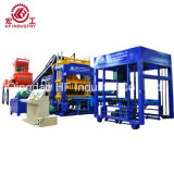 machine à briques Qt5-15 automatique de bloc de béton Machina machine à fabriquer des briques en brique en argile de la machinerie