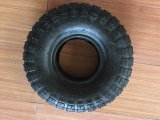 3.50-4 resistentes roda de borracha pneumática