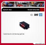 Коробка переключателя штанги предупредительного светового сигнала (KZQ-006)