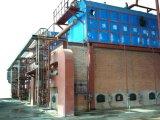高性能および無公害燃料の石炭水スラリーのボイラー