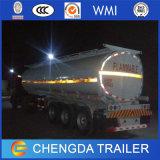 Transporte de combustível Usado Tanker Tipo de reboque Oil Tank for Sale