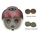 Foot Massage Tub Roller Massage Arco Puncture Heat Compress