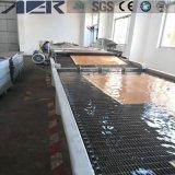 Super wasserdichter Gleitschutz-Schutzträger-Vinylfußboden Belüftung-Lvt trockener