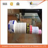 Autoadesivo adesivo stampato automatico di servizio di stampa del contrassegno del documento della decalcomania