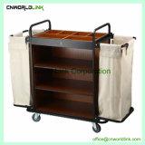Отель высокого качества очистки больницы прачечная постельное белье сумки тележки