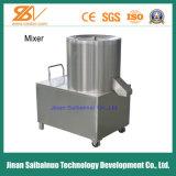 Norme Ce Extrud de soja de la machine en acier inoxydable