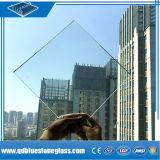5mm+0.38mm PVB+5mm는 지운다 건축 (건물)를 위한 박판으로 만들어진 유리를