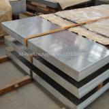 Plaque en acier galvanisée enduite par zinc plongée chaude