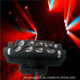 8 * 10W Double Head LED Spider Beam Moving Head Light
