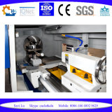 Qk1313 Rosca del tubo de alta calidad tornos CNC Máquina con conos dobles