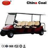 2+2 Sitzelektrisches gasbetriebenes Golf-verwanztes besichtigenauto