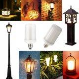 Tatsächliche 7.5W LED Flamme-Glühlampe E27/E26/E14 der bestes Feuer-Effekt