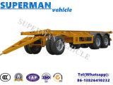 Della tri dell'asse barra di traino pratica del blocco per grafici del carrello rimorchio pieno del camion semi per la vendita del carico